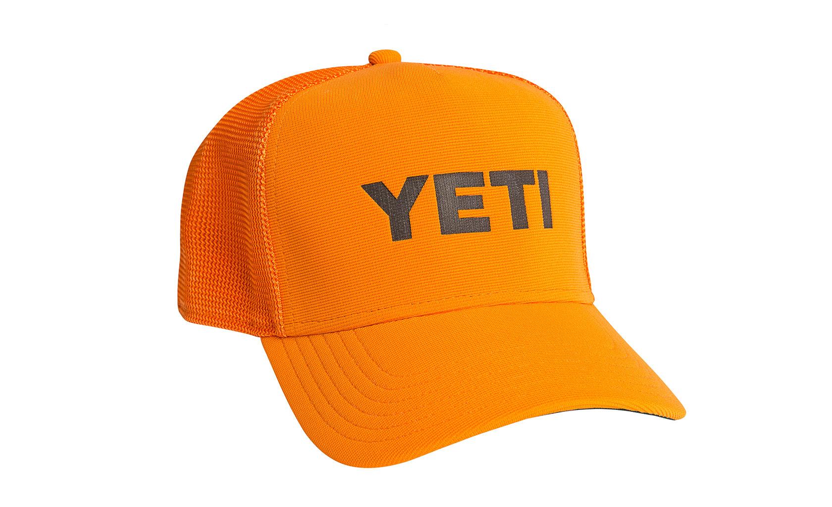 b22e1f9dd5 Blaze Orange Deep-Fit Foam Trucker Hat