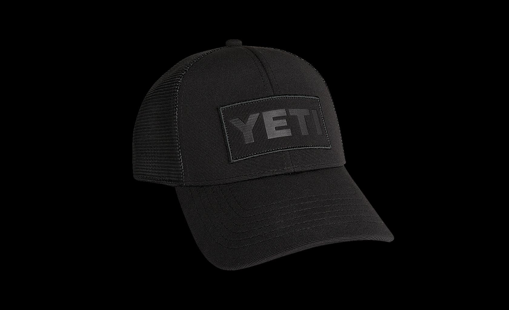 b76af22472408 YETI Patch Trucker Hat