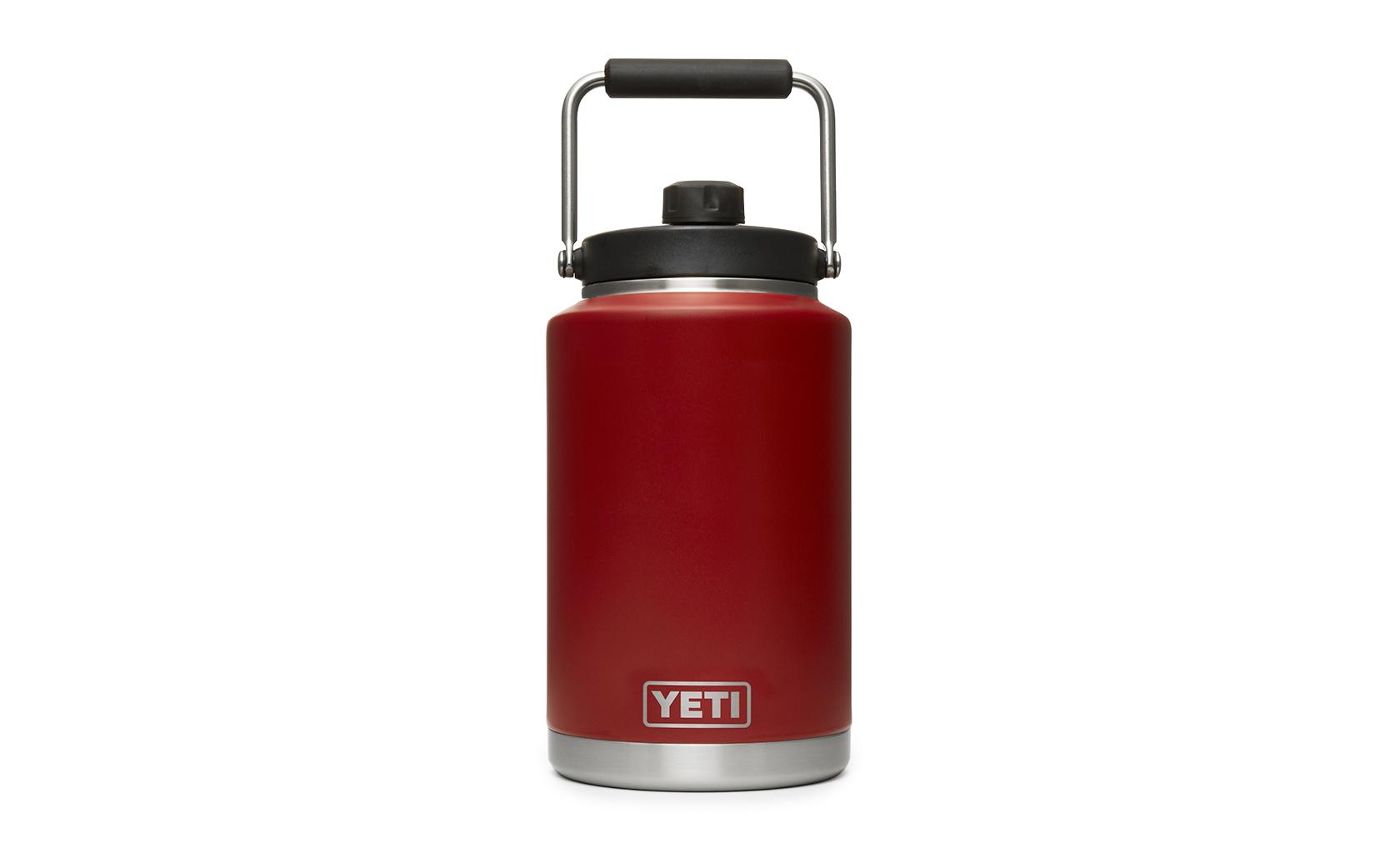 rambler half gallon jug yeti