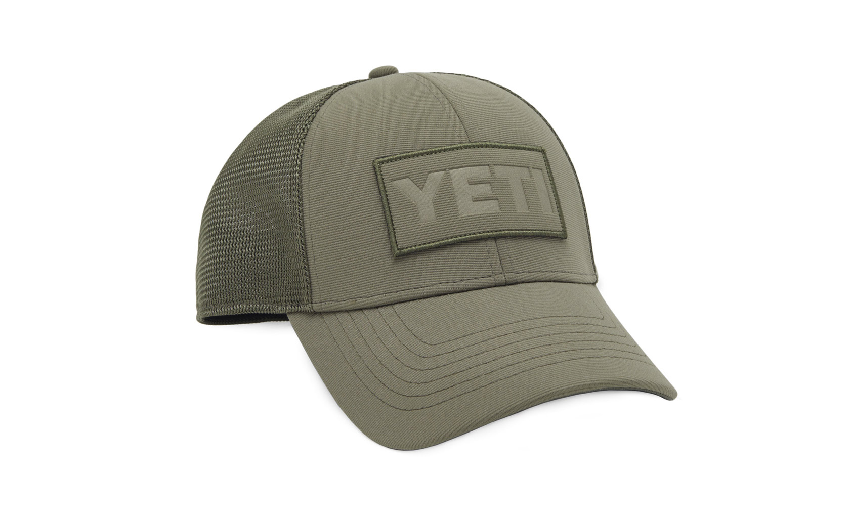 b2f8e8c6cc0 YETI Patch Full Panel Hat